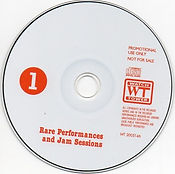 jimi hendrix bootlegs cd 69 / disc 1 : rare performances and jam sessions
