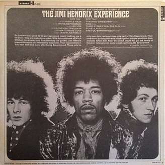 are you experienced rotily vinyls
