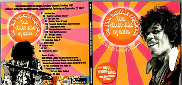 jimi hendrix collector cd bootlegs/the other side of axis/axis bold as love outtakes