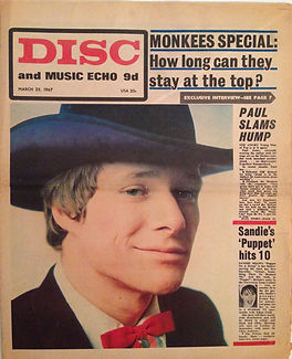 COLLECTOR/DISC 25/3/67