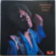 jimi hendrix vinyl album / in the west 1972 norway