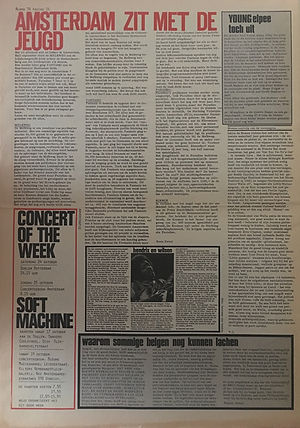 jimi hendrix newspapers: aloha  October 2 - 16  1970