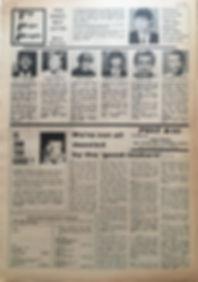 jimi hendrix newspaper/top pops july 27 1968 is jimi too good?