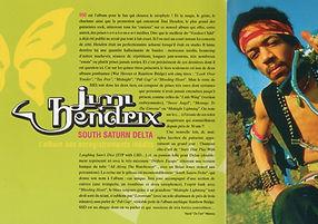 jimi hendrix family edition/ south saturn delta / ad