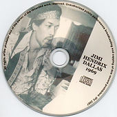 jimi hendrix cd bootlegs1969/jimi hendrix dallas 1969