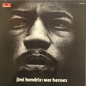 jimi hendrix vinyls collector 1972/war heroes italy 1972