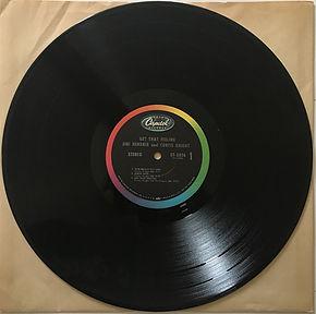 jimi hendrix vinyl lp albums/get that feeling 1967