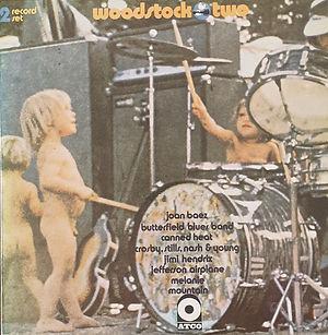woodstock two  / brazil / 1971 jimi hendrix album vinyls