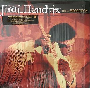 jimi hendrix family edition  /  live at woodstock