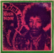 jimi hendrix collector single vinyls 45t/7 / hush now flashing  1967 norway