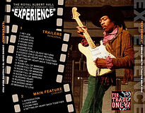 jimi hendrix bootleg cd /experience for trade only