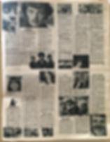jimi hendrix collector newspaper/fabulous 11/11/67 jimi hendix experience
