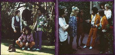 jimi hendrix bootlegs cd 1969/earthquake at l.a