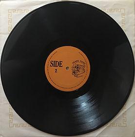 jimi hendrix bootlegs vinyls 1970 / good karma   tmoq / side 2