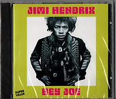 jimi hendrix rotily cd collector/ HEY JOE