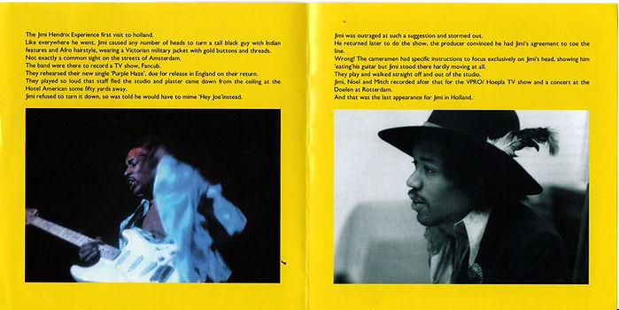 jimihendrix collector cd bootlegs/jimi hendrix the vpro archives/WT
