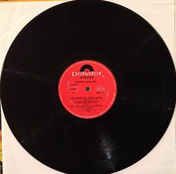 jimi  hendrix vinyl album / vol1 side a : electrc ladyland  philippine