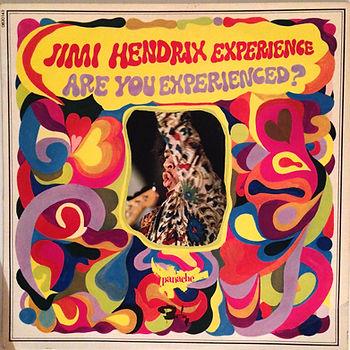 jimi hendrix rotily/are you experienced