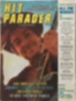 jimi endrix magaine 1969/ hit parader november 1969