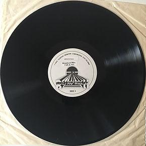jimi hendrix vinyls radio show /retro rock : side 3 woodstock spirit 2lp  1983