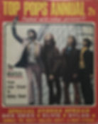 jimi hendrix magazines 1969/ top pops annual 1969