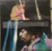 jimi hendrix vinyl album lps/more experience spanish 1973