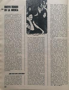 jimi hendrix magazines 1970 death / joven : november 7, 1970