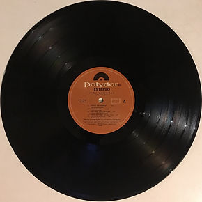 jimi hendrix vinyls collector/ kiss the sky : side a / mexico