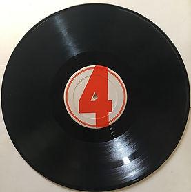 jimi hendrix bootlegs vinyls albums 1970 / hendrix alive  tmoq / side 4 : 2nd edition