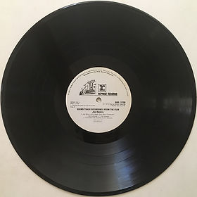 jimi hendrix vinyls 1973 /sound track recording from the film/side 4