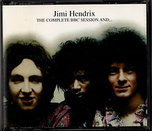 jimi hendrix collector cd bootlges/the complete bbc session and..../the last bootlegs records 1994