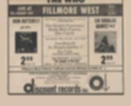 jimi hendrix newspaper/berkeley barb october 11 1968