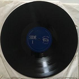 jimi hendrix bootlegs vinyls album 1970 /hendrix alive  box top/ disc 1 / side 1