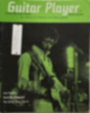 jimi hendrix magazine 1968/ guitar player december 1968