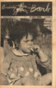jimi hendix newspaper 1969/berkeley barb april 11 1969