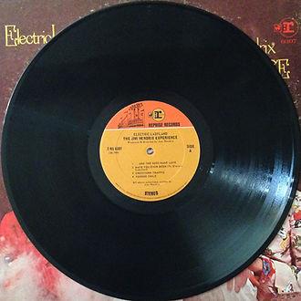 jimi hendrix vinyl album/side a : electric ladyland usa 1st edition