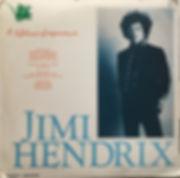 jimi hendrix bootleg vinyl lp album/a lifetime of experience