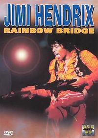 jimi hendrix collector dvd /rainbow bridge  italy