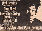 jimi hendrix newspapers 1970 / disc and music echo: october 17, 1970