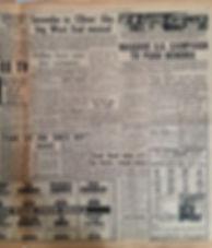 jimi hendrix newspaper 1967/ new musical express 18/3/67massive us. campaingn to push hendrix