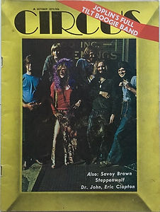 jimi hendrix magazines 1970 death/ circus october 70 1970