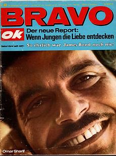 jimihendrix collector magazine/bravo N°40 25 september 1967 germany jimi hendrix article