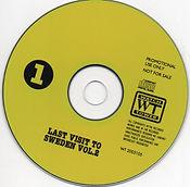 jimi hendrix bootlegs cd / jimi's last visit to sweden vol.2 / disc 1