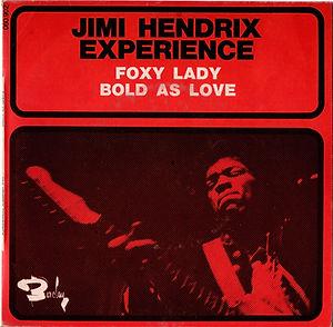 jimi hendrix rotily singles /foxy lady