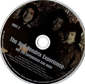 jimi hendrix colletor cd bootlegs/disc 2 are you experienced and more