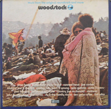 jimi hendrix reel to reel/ woodstock 1970