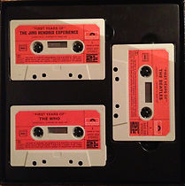 jimi hendrix collector rotily cassette