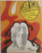 jimi hendrix magazine 1969/juke box february 1969  belgium