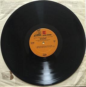 jimi hendrix vinyls albums/rainbow bridge reprise records ms 2040/usa october 1971