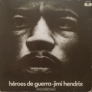 jimi hendrix vinyls albums/heroes de guerra argentina 1973
